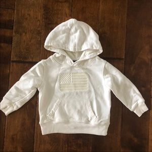Polo Ralph Lauren Pullover American Flag Size 2T